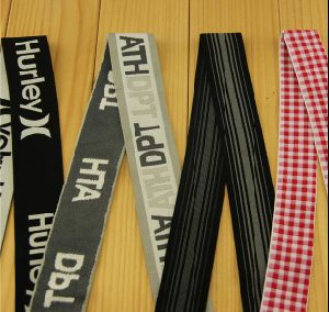 Webbing Tape/Colorful Webbing /Garment Accessory pictures & photos