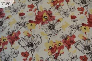 Polyester Cheap Knit Fabric Printed Knitting Fabric pictures & photos