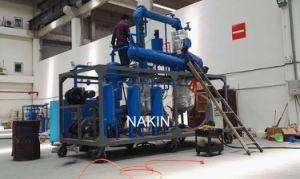 China Oil Distillation Technology Waste Engine Oil Regeneration Machine pictures & photos
