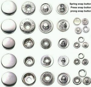 Spring Snap Button with Nickle for Garment pictures & photos