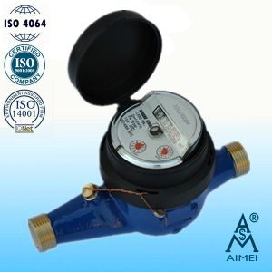 Multi Jet Dry Type Brass Body Water Meter pictures & photos