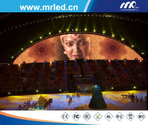 P16 Outdoor Stage Rental LED Display Screen with CE, CCC, FCC, RoHS pictures & photos