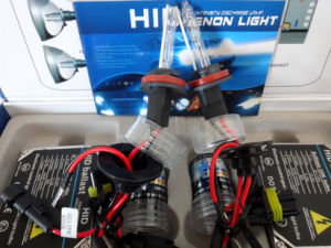 DC 24V 55W H11 HID Lamp with Regular Ballast pictures & photos