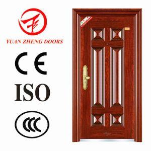 Special Design Steel Door and Cheap Entrance Doors pictures & photos
