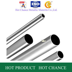 SUS 201, 304 Stainless Steel Welded Pipe 400g Polished pictures & photos