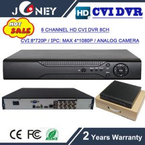HDMI 8 Channel HD Cvi DVR 8CH 720p Standalone HD Cvr 8CH pictures & photos