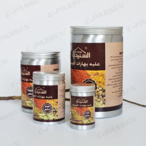 1L Aluminum Jar for Kitchen Spice Packaging pictures & photos
