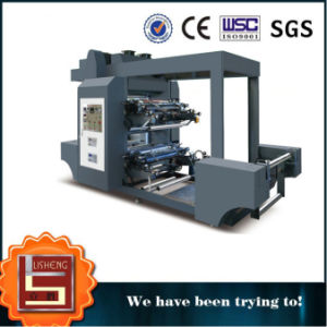 Non-Woven Flexo Printing Machine pictures & photos