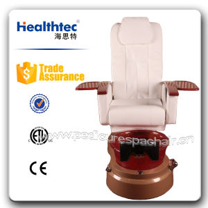 Top-10 Sales on The World Pipeless Magnetic Whirlpool SPA Pedicure Chair (D401-39A) pictures & photos