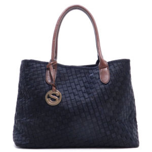 Leisure Shoulder Woven Tote Designer Inspired Handbag