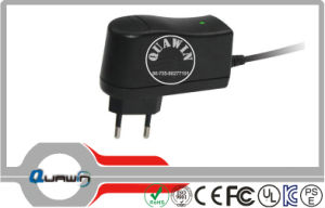 6V 0.5A AC to DC Power Supply Adapter pictures & photos