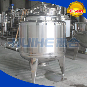 Stainless Steel Sterile Storage Tank for Food pictures & photos