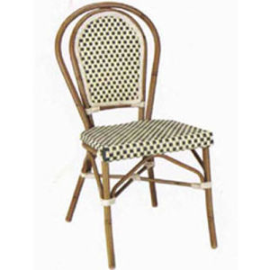 Aluminum Bamboo Looking Dining Chair (BC-08003) pictures & photos