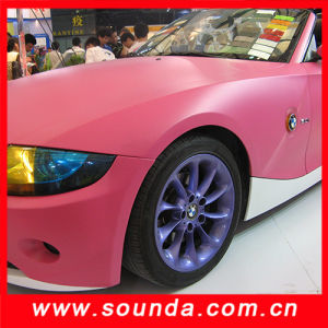 China Factory Cheaper New Products White Self-Adhesive Vinyl pictures & photos