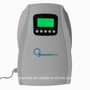 500mg/H Portable Cycle Working Ozone Air Water Purifier Ozone Generator for Fruit and Vegetables pictures & photos