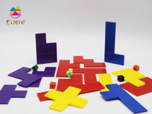 Plastic Learning Plastic Links Chain for Kids Play pictures & photos