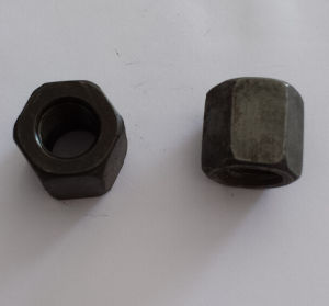 Hexagon Thick Nut DIN6330 Black pictures & photos