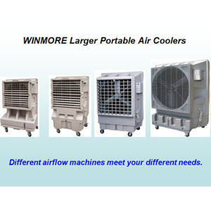 Evaporative Air Cooler/ Portable Air Cooler/ Industial Air Cooler for Restaurant, Pubs, Outdoor Areas etc. pictures & photos