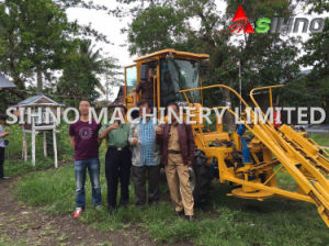 60HP Sugarcane/Sugar Machine Harvester Machine pictures & photos