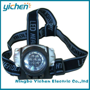 7 LED Super Bright Headlight