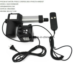 DC 12V or 24V Electric Linear Actuator with Control Box and Handset Linear Actuator 29 Volt pictures & photos