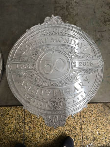 Metal Casting Plate pictures & photos