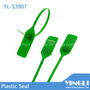 Airline Freight Logistic Transport Truck Custom Plastic Tag Container Seal (YL-S390T) pictures & photos