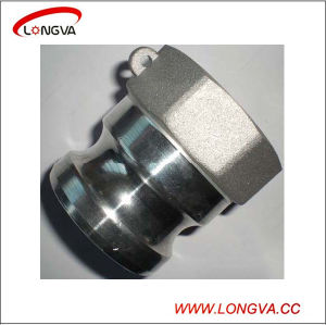 Sanitary Stainless Steel Camlock Quick Release Coupling pictures & photos