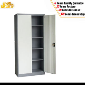 Modern 2 Door Metal Filing Cabinet pictures & photos