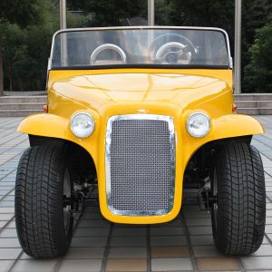 4 Seats Antique Electric Car with CE (DN-4D) pictures & photos
