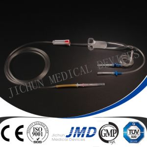 High Quality Disposable Blood Transfusion Set pictures & photos