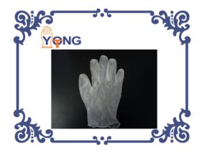 Vinyl Gloves Disposable PVC Gloves with 4.5G/M