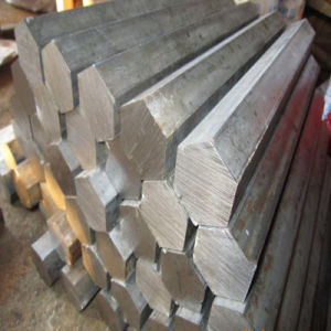 Various Shapes of Cold Drawn Steel Bar Use for Parts pictures & photos