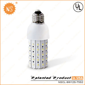 26W CFL UL Listed E27 9W LED Corn Lamp
