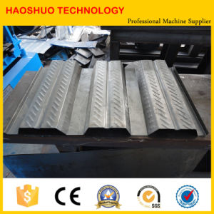 Automatic Steel Metal Floor Deck Roll Forming Machine, Machinery pictures & photos