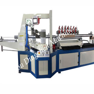 New! Paper Core Making Machine for Toilet Paper Rolls pictures & photos