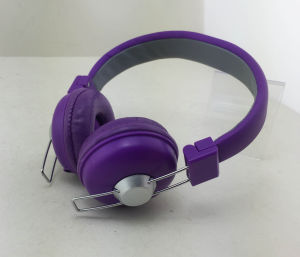 Hot Sale Custom Wired Computer Headphone Stereo Headset pictures & photos