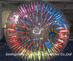 Glow Shining Zorb Ball Toy for Roller Sports Game (CY-M1861) pictures & photos