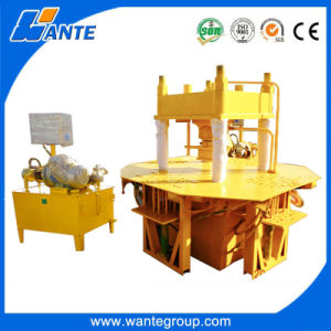 Dy-150t Most Selling Cement Decorative Paver Machine in Iraq pictures & photos