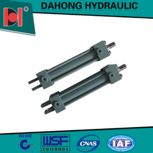 Excavator Steel Hydraulic Cylinder with Telescoping System pictures & photos