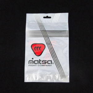 Plastic Packing Garment Bag for Clothes pictures & photos
