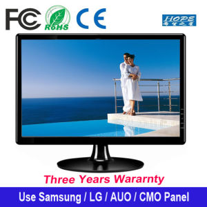 Ultra-Thin LED 15.6 Widescreen LED Computer Monitor LED TV Monitor pictures & photos