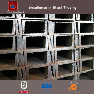 JIS Standard Upn Channel Steel Bar (CZ-C109) pictures & photos