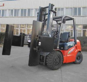 Diesel Forklift with Sideshifter pictures & photos