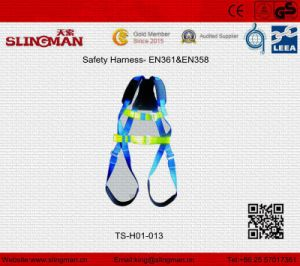 Ts-H01-001safety Harness (EN361&EN358) pictures & photos