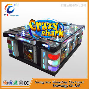 Yuehua Software Fishing Game Machine of Crazy Shark Game Machine pictures & photos