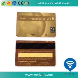 PVC 13.56MHz S50 RFID Smart Plastic Card for Hotel pictures & photos