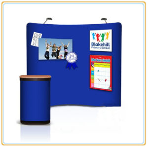Cheap Pop up Display Stand, Exhibition Stand (8FT*10FT Magnetic) pictures & photos