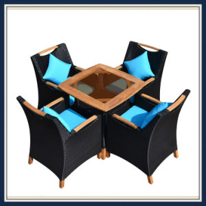 Wholesales Outdoor Garden Table and Chair Dining Set Rattan Furniture pictures & photos