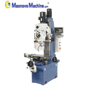 Heavy Duty Solid 35mm Metal Drilling Milling Machine (mm-BF35DV) pictures & photos
